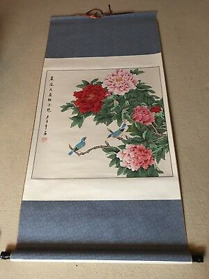 20th Century Chinese Hand Drawn Picture
