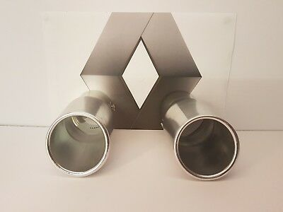 Renault Megane 225 Sport Exhaust Tail Pipe Chrome, Exhaust Tip 225