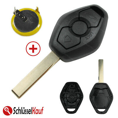 Car Key Case Set Hu92+Lir2025 Suitable for BMW E39 E46 E53 E60 E65 X5