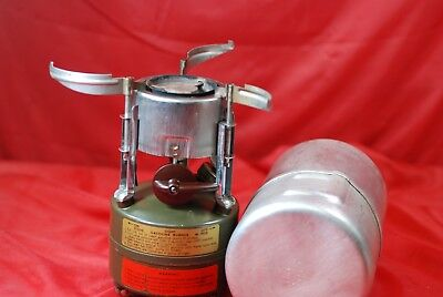 1968 Dated G.i. Portable Stove - Vietnam - #m11154