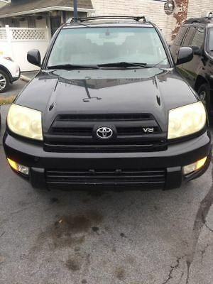 2005 Toyota 4Runner Limited 2005 TOYOTA 4 RUNNER LIMITED V8 4X4