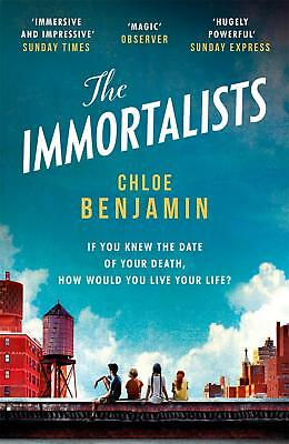 Immortalists: If you knew the date of your death, how would you live? by Chloe B
