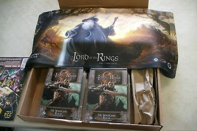 FF The Lord of the Rings TCG 2018 Fellowship Event Kit Complete Kit OP077