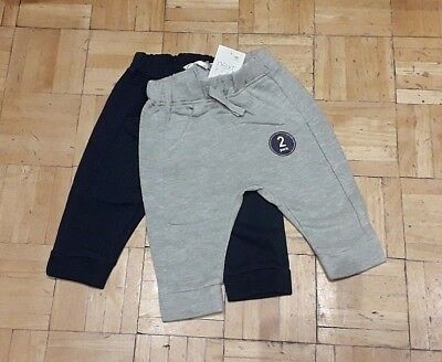Boys' Clothing (newborn-5t) Baby Boy Next Joggers 6-9 Month Baby & Toddler Clothing