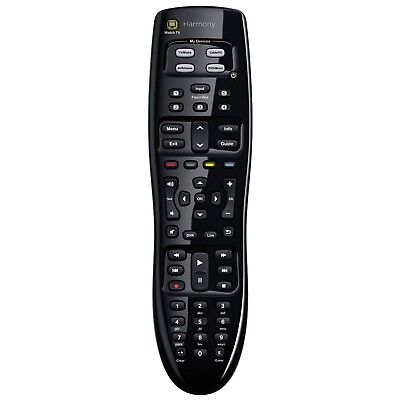 Logitech Harmony 350 Universal Remote Control for Sony Samsung LG LCD LED HD TV