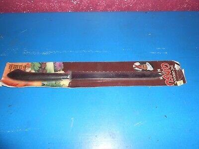 Vintage The Original Ginsu Slicer Knife  Made In Usa New In Package