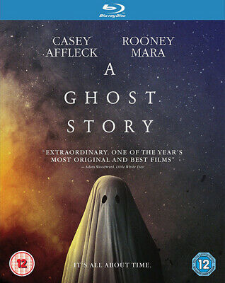 A Ghost Story Blu-Ray (2018) Casey Affleck, Lowery (DIR) cert 12 Amazing Value