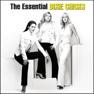 Dixie Chicks (2 Cd) The Essential ~ Country Greatest Hits / Best Of *new*