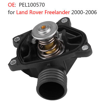 Engine Coolant Thermostat With Housing PEL100570 for Land Rover Freelander 00-06