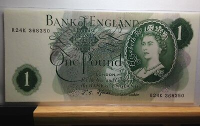 Great Britain 1966 1 Pound UNC
