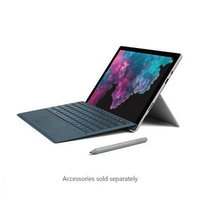 "Microsoft Surface Pro 6 12.3""  Intel Core i5 8GB RAM 256GB SSD Platinum"