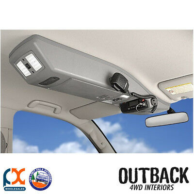 Outback 4Wd Interiors Roof Console - Triton Mq Dual Cab 03/15-On