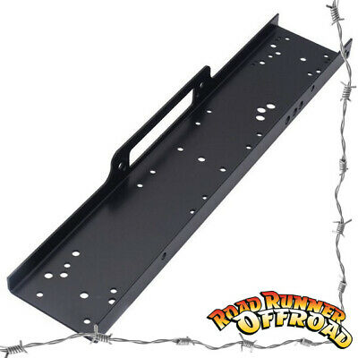 Winch Cradle Mounting plate for Nissan GQ GU Patrol