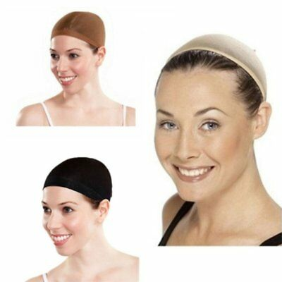 Stretchable Wig Hair Control Net Cap Mesh For Fancy Party Costume Dress RO