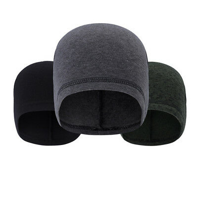 ba018e0d1c2 Winter Warmer Outdoor Fleece Thermal Beanie Hat Snow Skiing Tactical Skull  Cap