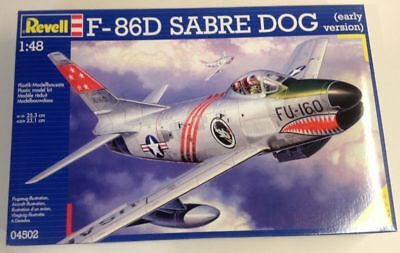 1:48 Revell F-86D Sabre Dog early 04502