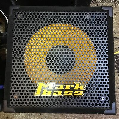 MARKBASS New York 151HR Bass Cabinet Made in Italy