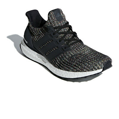 348c572e39cdde adidas Mens UltraBOOST Running Shoes Trainers Sneakers Black Sports  Breathable