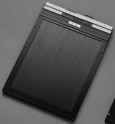 New TOYO FIELD 8x10 Sheet Film Holder No.1841 CH810 Cut Film Holder 8 x 10 F/S