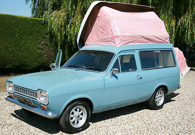 Ford Escort MK1 Dormobile 2 berth Camper . Very Rare....
