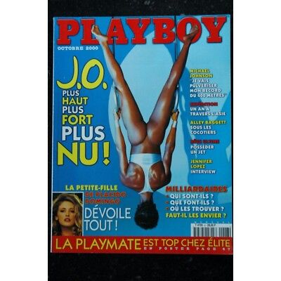Playboy 006 N° 6  Ivonne Armant Petite-Fille Placido Domingo Nudes Summer Altice
