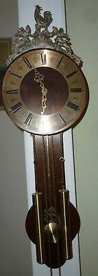 Dutch Clockworks , Weighted wall pendulum clock