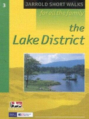 Jarrold short walks: The Lake District by Terry Marsh (Paperback) Amazing Value
