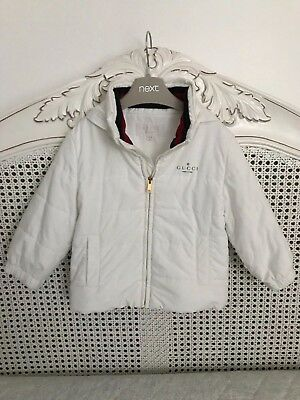 Unisex Gucci baby jacket age 12 -18 Months