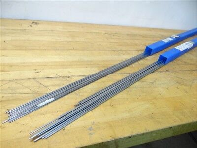 "4.5Lb Lot Of Executive Stainless Welding Rod 3/32"" To 1/8"" 308L 2209"