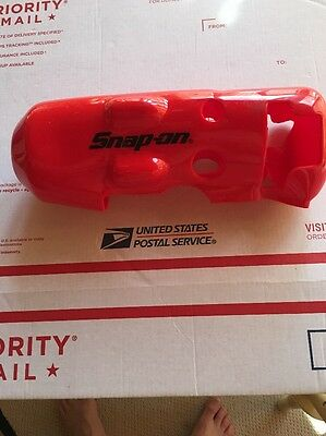 Snap On Red Protective Boot/Cover For 1/2 Drive CT8850 Cordless Impact Wrench