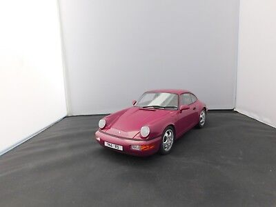 1:18 Porsche 911 Carrera RS 964, lila, von GT Spirit, top in OVP