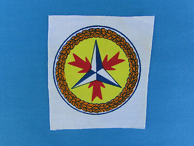 Original South Vietnamese Made Rvn Regional / Popular Force Administrative Patch