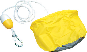 Parts Unlimited 4850-0003 Anchor Bag Pwc  Yellow