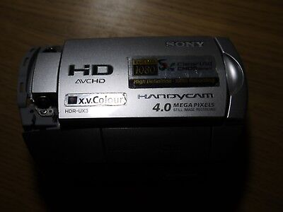 SONY HDR-UX3 Screen LCD Replacement Part