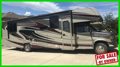 2014 Coachmen Leprechaun 319DS 32' Class C RV Gas 2 Slides Generator TX c673596