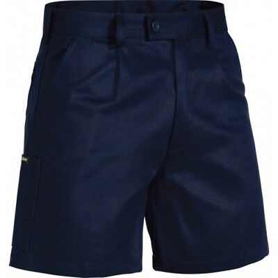 5 X BISLEY Original Drill Mens Work Short (BSH1007)  Limited size and color