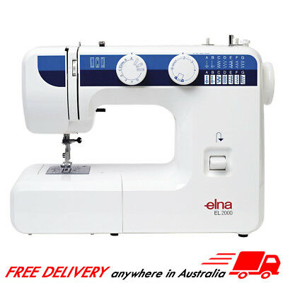 Elna 2000 Sewing Machine - Perfect for Developing Sewists