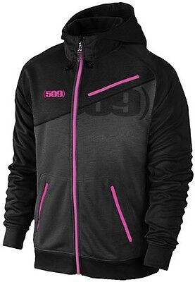509 Tech Zip-Up Hoodie Light Jacket  - Magenta - SMALL or  LARGE - NEW