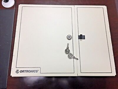 """ORTRONICS Surface Mount Fiber Optic Cabinet Patching Model OR-615SMFC-24P 12"""""""
