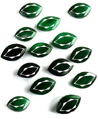 5000 Ct Natural Marquise Cut Green Emerald Loose Gemstone Wholesale Lot