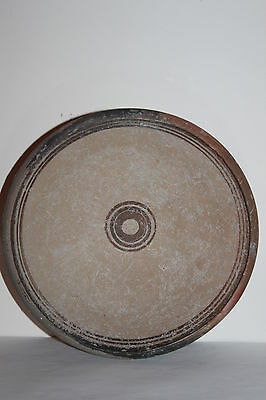 LARGE ANCIENT GREEK POTTERY HELLENISTIC DISH 3rd  CENTURY BC