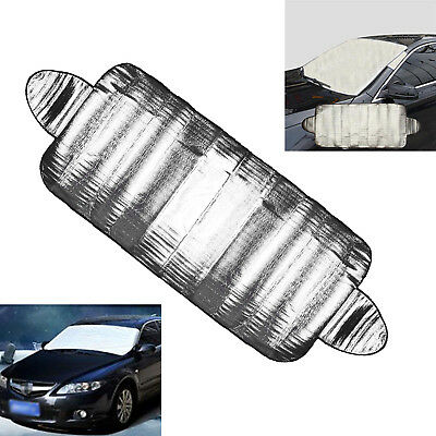 Car Windscreen Windshield Frost Cover Ice Snow Shield Window Mirrors Protector M