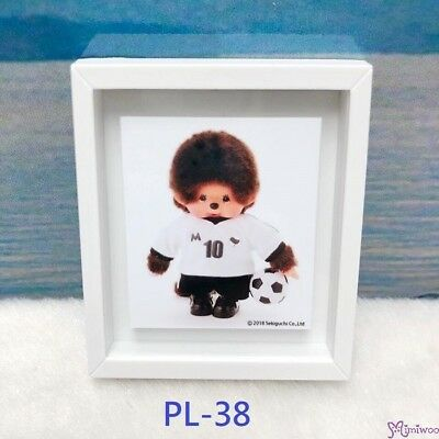 Monchhichi 6 x 5.2cm Magnet Photo Frame with Photo PL38 ~~~ NEW ARRIVAL ~~~