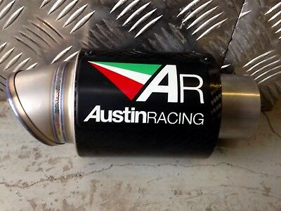 Austin Racing Exhaust for BMW S1000RR 2010-2014 or S1000R up to 2016