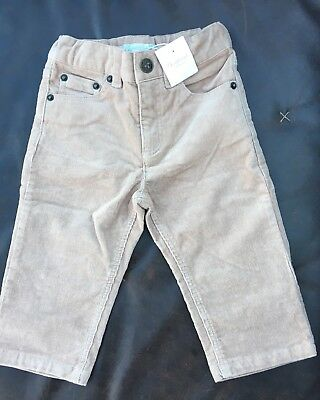 Bonpoint baby 6 Months Soft Pink Corduroy Trousers - New With Tags