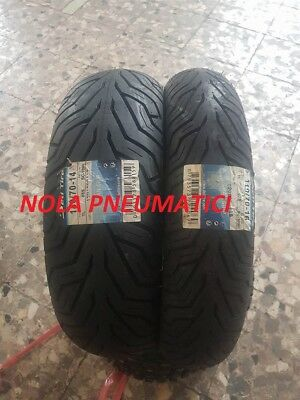 Coppia 110/70-16 52S 150/70-14 66S DELI TYRE URBAN GRIP  DOT2018 BEVERLY 400/500