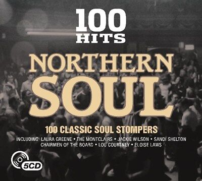 100 Hits: Northern Soul - Various Artists (Box Set) [CD]