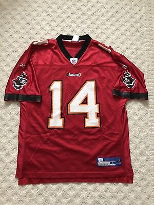 Tampa Bay Buccaneers Nfl Trikot Reebok #14 Johnson