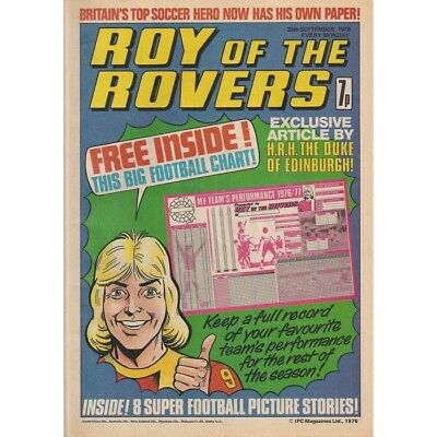 Roy Of The Rovers Digital Boys' Comics Collection Over 500 Issues On Dvd