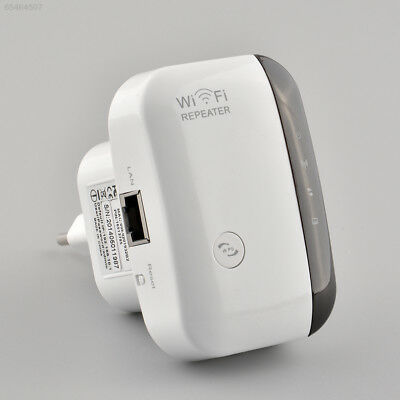 6D9E 300Mbps WLAN Network Range Expander Extender Wireless WiFi Repeater Router